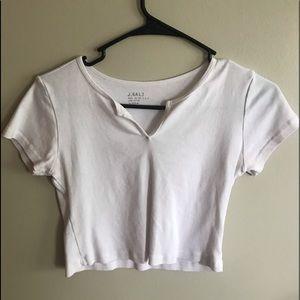 Brandy Melville Tops - White t-shirt